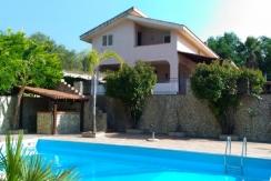 ALFA - AM003 - Villa Singola Con Piscina
