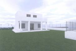 ALFA - VA012 - Villa Singola Moderna con ampio terreno
